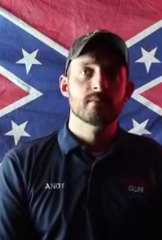Florida gun store owner declares his shop a 'Muslim-free zone'