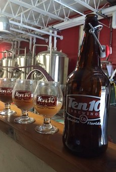 Ten10 Brewing on Virginia Drive opens tonight