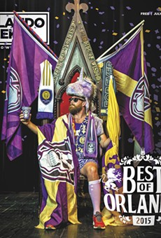 Best of Orlando 2015 Royal Proclamation
