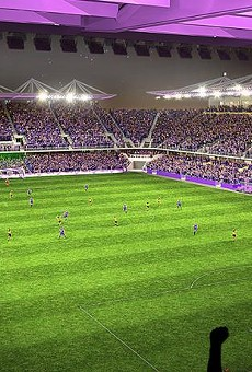Check out Orlando City's new downtown stadium renderings