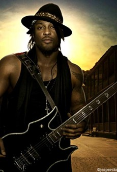 Praise be, D'angelo is coming to House of Blues in October