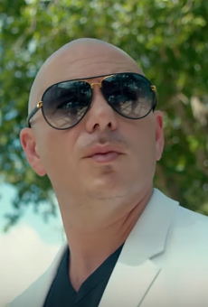 Florida tourism is now in the hands of Pitbull