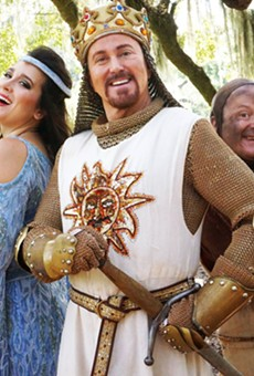 Orlando Shakes to bring on the laughs with 'Spamalot' at Artlando, Sept. 26