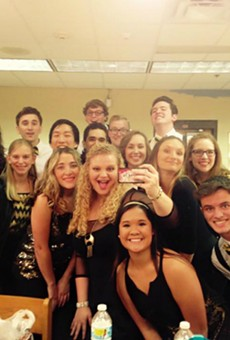 UCF a cappella group Gemini Blvd. will bring harmony to ARTlando, Sept. 26