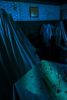 Insidious at Universal Orlando's Halloween Horror Nights