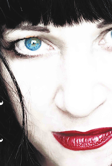 Lydia Lunch returns to Orlando to 'shine a bright light into our darkest corners'