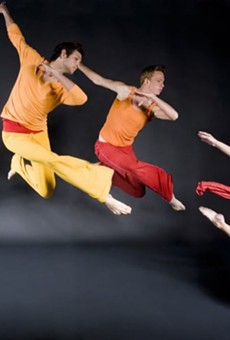 Yow Dance will bring modern moves to ARTlando, Sept. 26