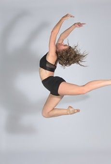 See a ton of modern dance troupes at 'The Shift' at Orlando Shakespeare Center