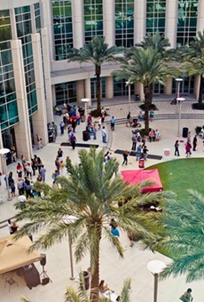 UCF ranked the 15th most polite campus in the nation, according to GrubHub
