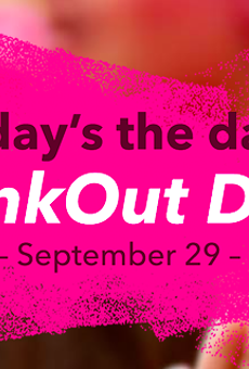 Free STD testing at Planned Parenthood for national Pink Out Day