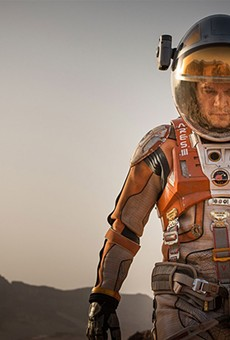 Opening in Orlando: Finders Keepers, Legend, Sicario, The Martian and The Walk