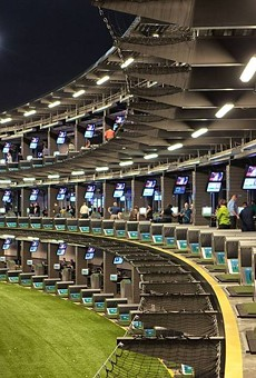 Topgolf is coming to Orlando, which is good news even if you're terrible at golf