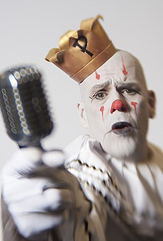 Puddles Pity Party brings an outsized voice to all the hits at Orlando's Plaza Live