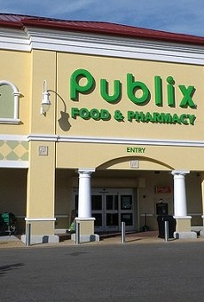 A homeless man reported a dead body by carrying the skull into a Florida Publix and using it as a puppet
