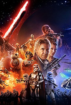 Disney Springs to host early Star Wars Force Awakens screening, tickets go on sale tonight