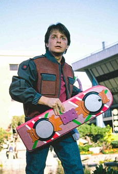 OMA celebrates Back to the Future Day with circa-1985 membership pricing