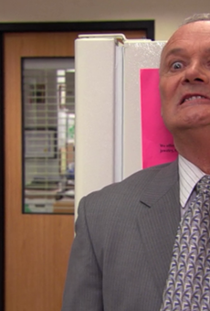 Creed from The Office is coming to Backbooth