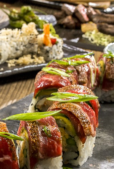 Dragonfly Robata Grill & Sushi hosts sushi-making class for Jiro wannabes