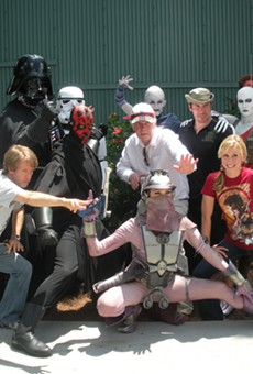 Disney's Hollywood Studios will no longer host Star Wars Weekends