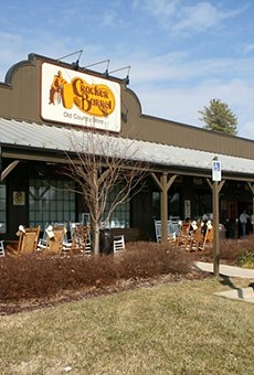 A reader sent us this hilarious short story about the accidental shooting at the Sanford Cracker Barrel