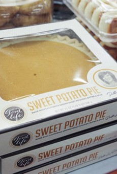 The quest for Patti LaBelle's sweet potato pie in Orlando is getting serious