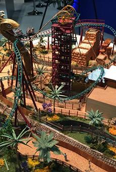 Busch Gardens unveils new details about new spinning roller coaster