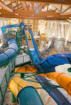 Great Wolf Resort's largest indoor water park is coming to Orlando