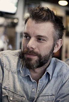 Lucero frontman Ben Nichols to give free acoustic lunchtime concert at the Copper Rocket Friday
