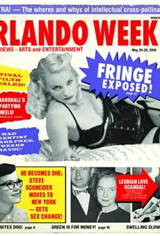 Orlando Weekly and the Orlando Fringe grew up together