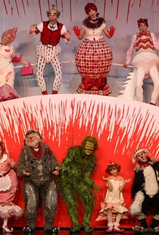 """Theater review: """"Dr. Seuss' How the Grinch Stole Christmas! The Musical"""" at Dr. Phillips Center"""