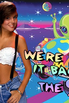 The year's biggest retro blowout happens tonight at Cheyenne Saloon for our 25th anniversary