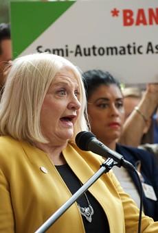 Sen. Linda Stewart