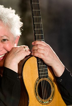 Rollins welcomes folk singer Janis Ian for a free rare Florida performance