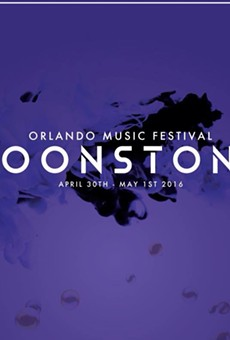 Notes from the Moonstone Music Festival media announcement