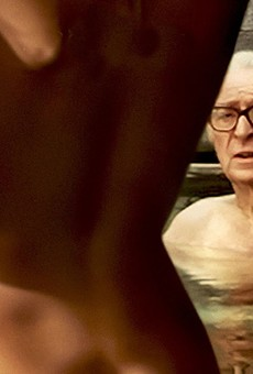 Aesthetics mask underlying emotions in Sorrentino's Youth
