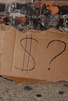 Seminole County group protests panhandlers on Christmas Eve