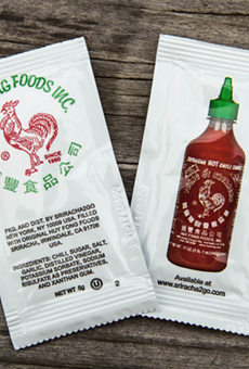 Sriracha lovers, rejoice: to-go packets are available now