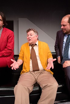 Mad Cow masters the humanity and humor of Yasmina Reza's award-winning play Art
