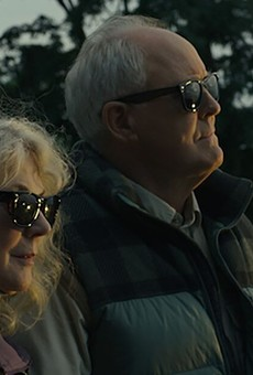 """The Tomorrow Man,"" starring Blythe Danner and John Lithgow, will be the festival's Centerpiece film."