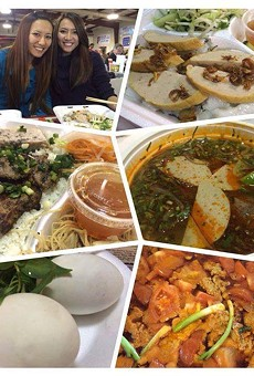 Get to this year's Vietnamese New Year Festival early for a guided tasting with Tasty Chomps