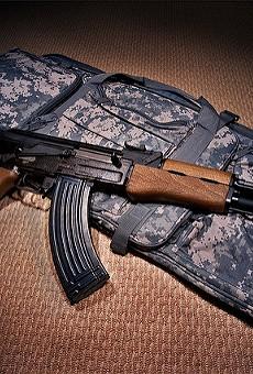 Kalashnikov AK-47 factory will relocate to Florida