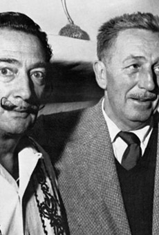 Groundbreaking Walt Disney and Salvador Dali exhibits open in St Petersburg
