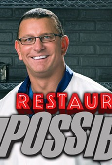 Food Network's 'Restaurant: Impossible' returns to Orlando, calls for volunteers