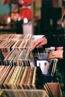 Drink and crate-dig at the second Orlando Record Store Crawl this summer