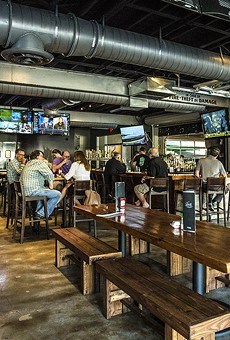 The best bars in Orlando to watch the Super Bowl based on how many TVs they have