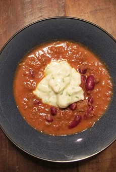 A couple of our favorite chili recipes that are a cut above the norm