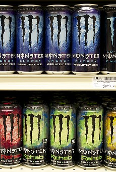 Monster Energy responds to Morgan & Morgan lawsuit, says it 'defies logic'