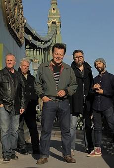 The James Hunter Six bring English blues to the Plaza Live Sunday