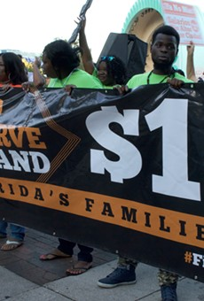 Low wages cost Florida taxpayers $11.4 billion yearly, SEIU study says