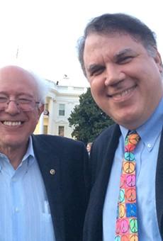 Alan Grayson endorses Bernie Sanders
